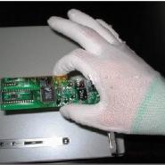 13针PU涂层手套图片