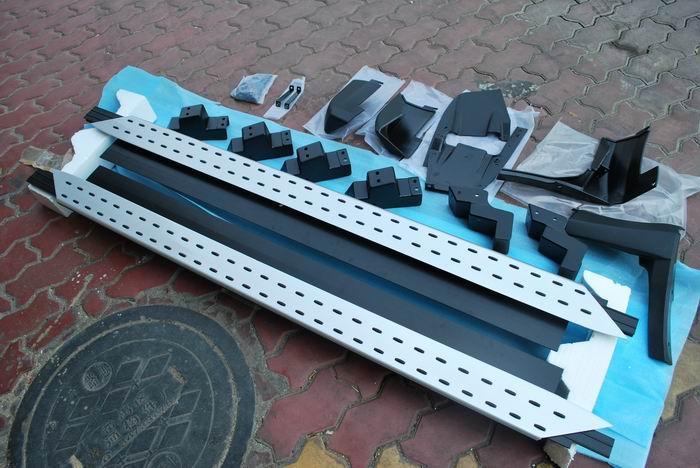 广东广州本田讴歌MDX脚踏板生产供应商 供应本田讴歌MDX脚踏板高清图片