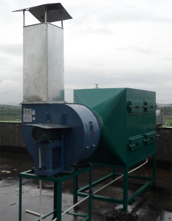 供应废气处理设备废气处理成套设备