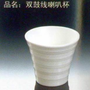 双鼓线喇叭杯图片