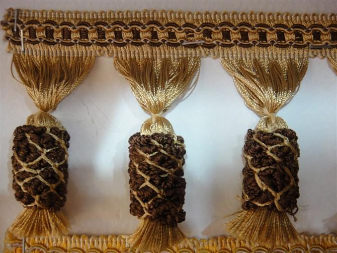 伟煦升纺织生产供应窗帘花边