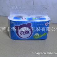 pe纸巾包装袋cpp纸巾自动包装图片