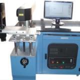 供应方管气门专用激光打标机,瑞丰RF-DL50气门专用激光打标机,方管专用激光打标机