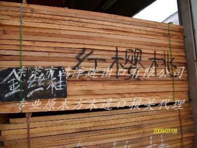 非洲原木市场步入下行通道#红木进口代理#深圳红木#红木仓储