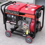 工程应用4点0焊条柴油发电机焊机图片