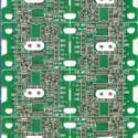 双面PCB喷锡板图片