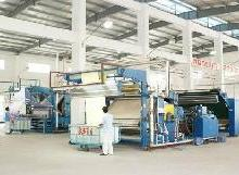 供应纺织品轧光加工厂家图片