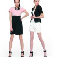 多林纳品牌折扣女装批发天天红服饰一折供货 图片 效果图