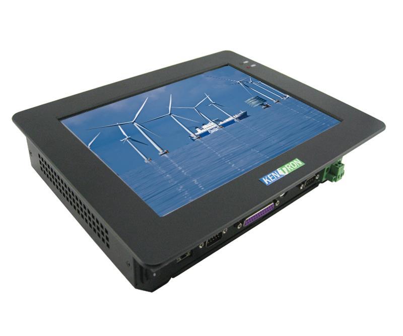 供应15寸工业触控平板电脑