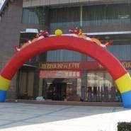 醴陵双龙拱门图片
