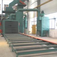异型钢抛丸机_H型钢构除锈抛丸机_钢材防腐抛丸除锈处理设备