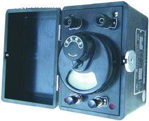AC5/14型指针式直流检流计