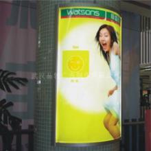 供应武汉水晶灯箱制作更薄更轻盈更方便