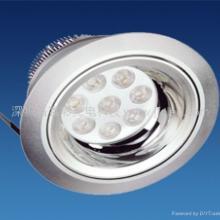 LED天花顶射灯,LED天花灯