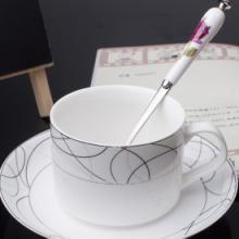 供应高级骨瓷咖啡杯具套装