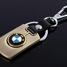 供应新款金属车标匙扣珠海广告礼品匙扣批发