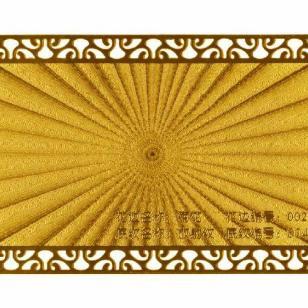 积分金卡厂家白金卡订做金卡银卡图片