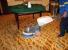 太原化纤地毯清洗图片