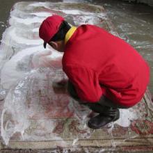 供应家居清洗,太原保洁公司,地板清洗图片