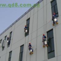 供应太原保洁公司外墙清洗的条件