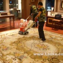 供应太原混纺地毯专业清洗