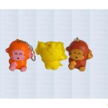 广东制作礼品公仔钥匙扣,【2.5-4.5元】礼品公仔钥匙扣批发