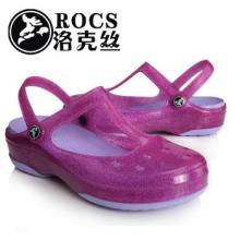 供应百度花园鞋ROCS洛克丝洞洞鞋