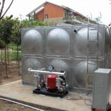 供应江西上饶不锈钢组合水箱 大容量生活储水箱 保温水箱图片