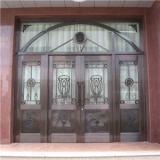 KTV銅門 真銅門 工藝銅門 銅門價格