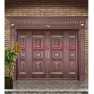 定做铜门我们都选河南郑州铜门厂家图片