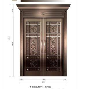 郑州铜门2013年给力产品图片