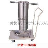 江苏HC活塞耐酸容器图片