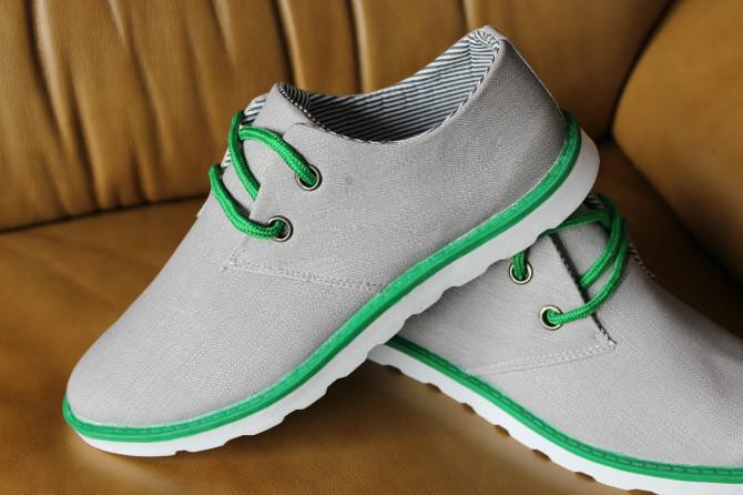男士时尚单布板鞋