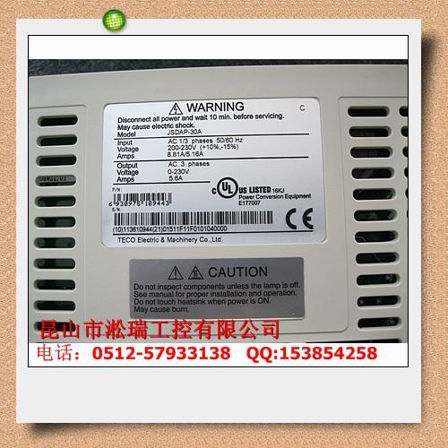 供应TECO驱动器图片