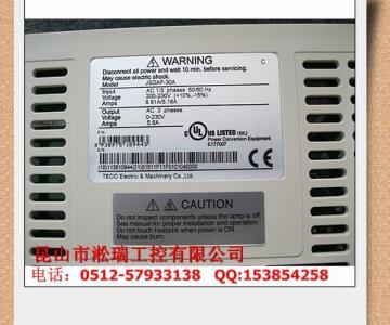 供应驱动器,无锡台安驱动器JSDAP15C图片