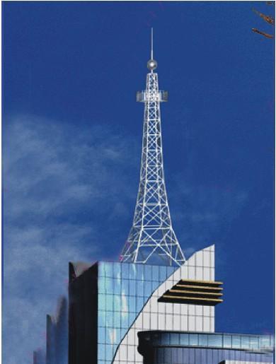 信号发射塔安全距离_移动塔 辐射 安全距离 联通信号塔产生的辐射多少米是安全距离?