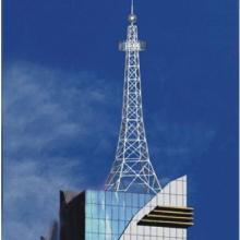 供应移动通信发射塔安装联通信号塔安装