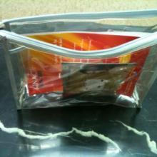 供应PVC拉链包装袋