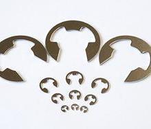供应进口304E形不锈钢扣环