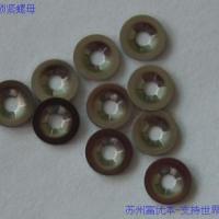 供应日本304不锈钢推螺母