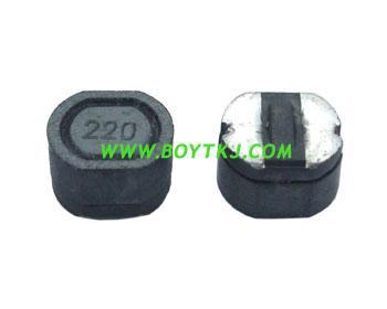 供应屏蔽式功率电感BTCR系列 柱状功率电感 屏蔽绕线电感