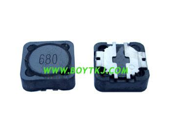 供应BYT电感BTRH127/101M 贴片功率电感