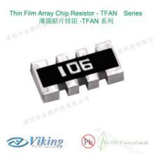 供应Viking薄膜排阻厚膜排阻芯片电阻图片