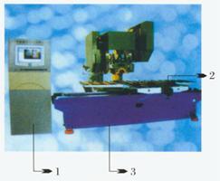 供应数控筛网机冲孔机械