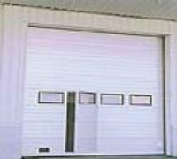 供应瓷白卷帘门