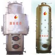 1吨立式燃煤蒸汽热水锅炉立式锅炉图片