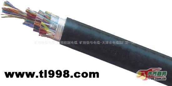 大对数通信电缆HYA通讯电缆线径