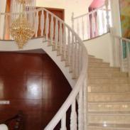 不锈钢楼梯扶手图片