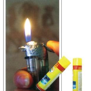 优质打火机丁烷气厂家图片