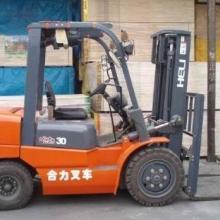 供应青岛二手叉车价格最新款3吨节油型合力叉车价格3万6批发
